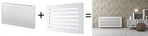 osłona na grzejnik to design w pomieszczeniu