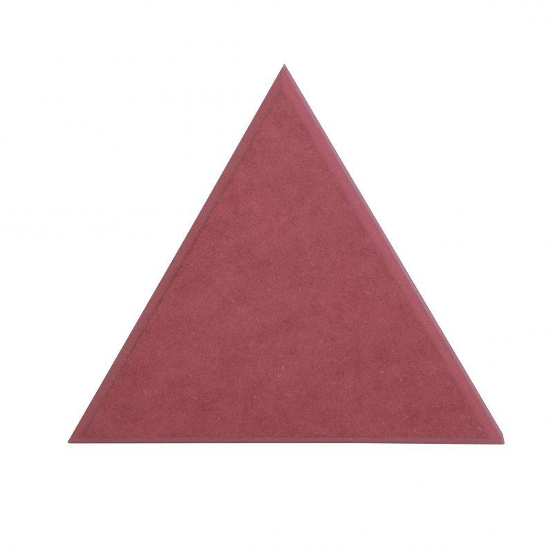 płytka_ścienna_trójkąt_czerwona