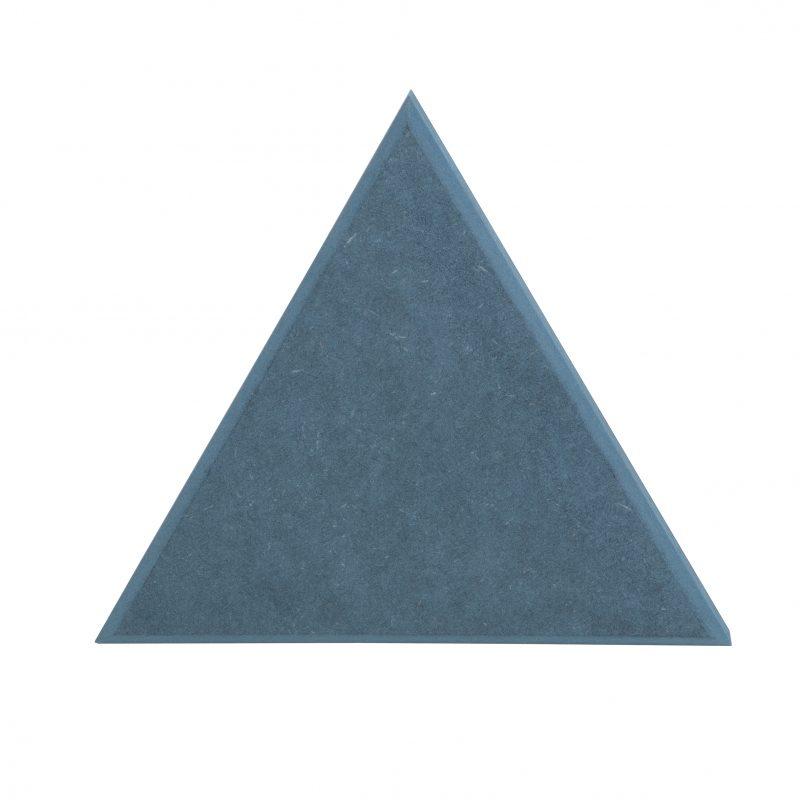 płytka_ścienna_trójkąt_niebieska